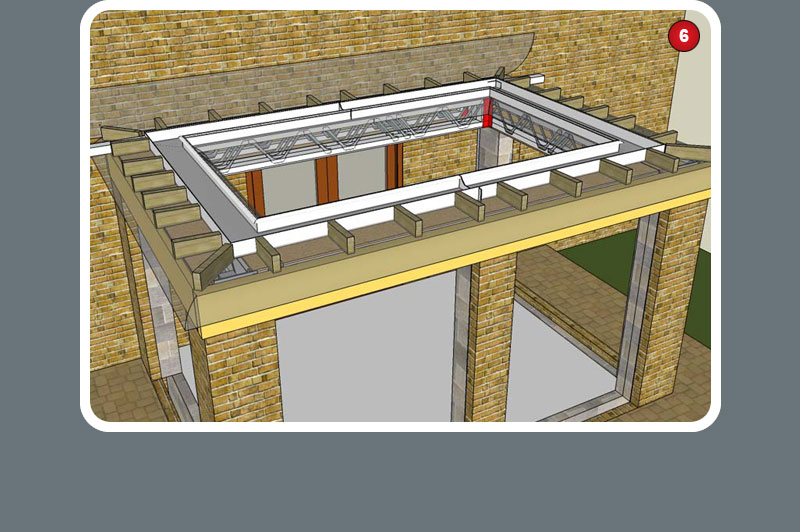 Build Sequence Orangery Solutions